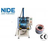 Full - Automatic Stator Coil Forming Machine Hydraulic System Driven Manufactures