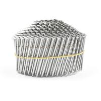 Electric Galvanized Treatment 1-1/4-Inch x 0.092-Inch Full Round Head Pallet Coil Nails Manufactures