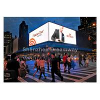 High Refresh Rate DIP546 P16 Outdoor Advertising LED Display with 1R1G1B Full Color Manufactures