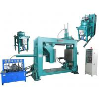Buy cheap automatic pressure gelation process machine epoxy clamping machine epoxy from wholesalers