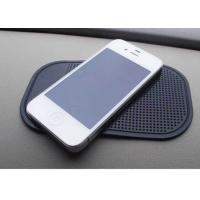 Cell Phone Non Slip Pad For Car Dash Antibacterial , Dustproof Dashboard Anti Slip Pad Manufactures