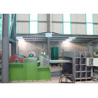 China WPC Marble Wall Panel Extrusion Line , PVC Marble Plastic  Eps Sandwich Panel Machine on sale