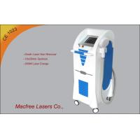 808nm 10HZ Diode Permanent Laser Hair Removal Machine , Digital Color Microcomputer System Manufactures