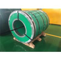 China Stainless Steel Sheet Metal Mill Finish , Cold Rolled Stainless Steel Coil on sale