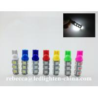China T10-5050-13SMD Fog Light Automotive Led Auto Bulb, Led Auto Lamp, Led Car Lighting on sale