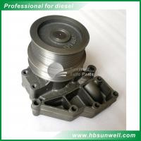 China Cast Iron Cummins Isx15 Water Pump For Cooling System 4089910 4089158 on sale