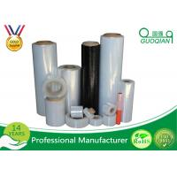 Shrink Stretch Wrap Film Pallet 20mic Thickness Non Adhesive For Building Materials Package Manufactures