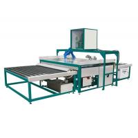 Low - e horizontal glass washing machine for Double Glazing Production Manufactures