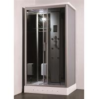 Residential Steam Shower Bath Cabin Multi Jet Shower Enclosures With FM Radio Function Manufactures