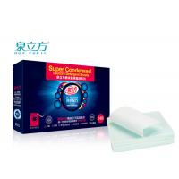 Hotel Detergent Laundry Soap Sheets Eco-Friendly Perfumd Laundry Paper SGS Manufactures