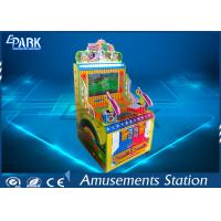 22 Inch Screen Shooting Arcade Machines Happy Farm Game Simulation 55W Manufactures