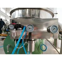 Metal Centrifugal Water Separator / Automated Disc Stack Separator Manufactures
