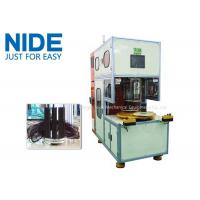 Automatic table fan motor stator winder transformer coil winding machine Manufactures