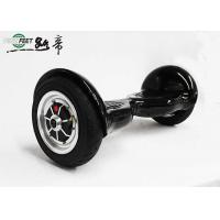 Black 2 Wheel Electric Drift Scooter Off Road Self Balance Electric Scooter Manufactures
