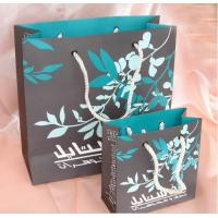 200gsm Matte Lamination Art Paper Clothing Bag Two Side Printing For Package Manufactures