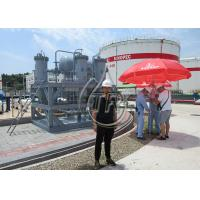 Quality Sinopec Standard Mine Diesel Oil Fuel Oil Dehydration Regenerate Treatment Plant for sale