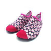Flexible Red Aqua Foot Water Shoes Outside Pool And Beach Shoes Cozy Feel Manufactures