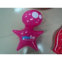 PVC Wawa Doll Inflatable Marketing Products , Unique Inflatable Toys For Visitor Manufactures