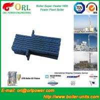Power Station Steam Superheater / Convective Superheater In Boiler Manufactures