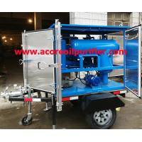 Mobile Transformer Oil Purification Plant Company,Oil Treatment Machine Manufacturer Manufactures