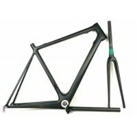 Quality Toray 700 Carbon Cycle Frame 700c Di2 Compatible , Carbon Fiber Road Bike Frame for sale