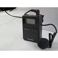 008A Bluetooth Tour Guide System , Audio Translation System With Sound Effect Manufactures