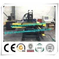 1000KN Punching force Steel Plate CNC Punching Machine for H Beam Production Line Manufactures