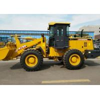 High strength LW300FN Wheel Loader 3T, Earthmoving Machinery Manufactures