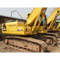 Buy cheap 3297 Hours 20 Tonne Used Komatsu Excavator PC200 - 8 Year 2011 Original Paint from wholesalers