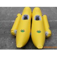 PVC Inflatable Water Toys / Walking Shoes For Walking In The Water , Durable Manufactures