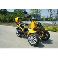 China Horizontal Type Tri Wheel Motorcycle 50cc 3 Wheel Trike Scooter 4 Stroke on sale