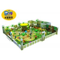 Anti - Static Soft Indoor Playground Equipment With One Year Warranty Manufactures