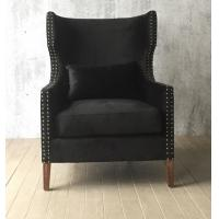 Quality french style leisure wooden fabric sofa,lounge chair,casual chair,antique chair for sale