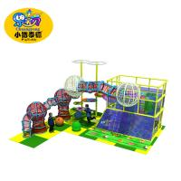 High Capacity Indoor Obstacle Course Equipment For Preschoolers Manufactures