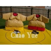 Inflatable Sumo Suit for Sale, Inflatable Sumo Wrestling Game (CY-M1907) Manufactures