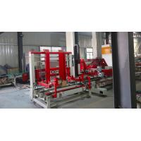 Buy cheap Easy Operation Automatic Palletizer Machine With High Production Efficiency from wholesalers