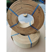 Anchor Windlass Non-asbestos Woven Brake Lining Rolls With Brass Wire Inside Manufactures