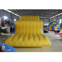 PVC Inflatable Water Seesaw For Family , School 3.6 * 3.6 * 2m