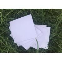 Moisture Proof White 3mm Foam Board For Outdoor Kitchen 1.22m * 2.44m * 3mm Manufactures