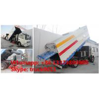 Factory direct sale DONGFENG brand RHD 4*2 ROAD sweeping truck, best price DONGFENG brand roac cleaning vehicle for sale Manufactures