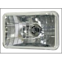 5 Inch Square 6000K 35w HID Driving Lights 4000LM LED Headlight for Trucks Manufactures