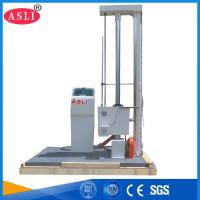 Free Fall Drop Tester Machine , Lab Test Equipment For Big Size And Heavy Load Package Manufactures