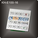 Self-service terminal machine keypad Manufactures