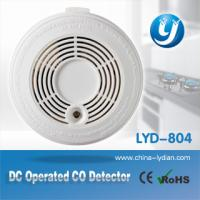 Carbon Monoxide Detector  / CO Alarm Detector Battery Operated Manufactures