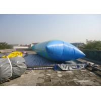 1.0MM PVC Tarpaulin Inflatable Water Fun , Inflatable Water Blob For Water Play Equipment Manufactures