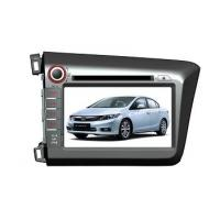 Bluetooth Car GPS Navigation System 7 Inch With DVD-R VCD CD CD-R Manufactures