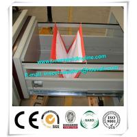 Magnetic / Humid Proof Industrial Safety Cabinets 2 Drawer for Government Manufactures