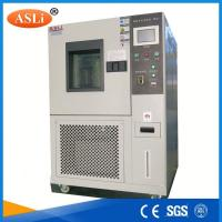 Touchscreen Environmental Rubber Ozone Aging Chamber For Rubber Cable Plastic Manufactures