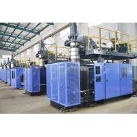 Multi Layers Extrusion Blow Molding Machine For PE PP PS Electronic Control Manufactures
