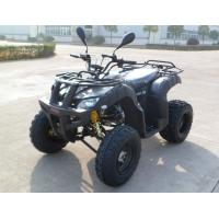 Off Road Quad 200CC ATV 4 x 4 Chain Drive With 10 Inch Big Tire Manufactures